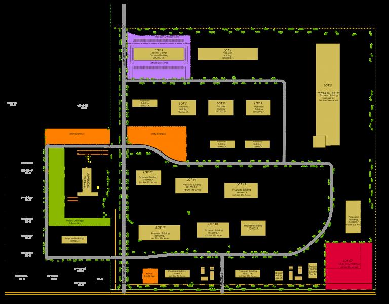 Bblueprint - Forepaugh Industrial Rail Park
